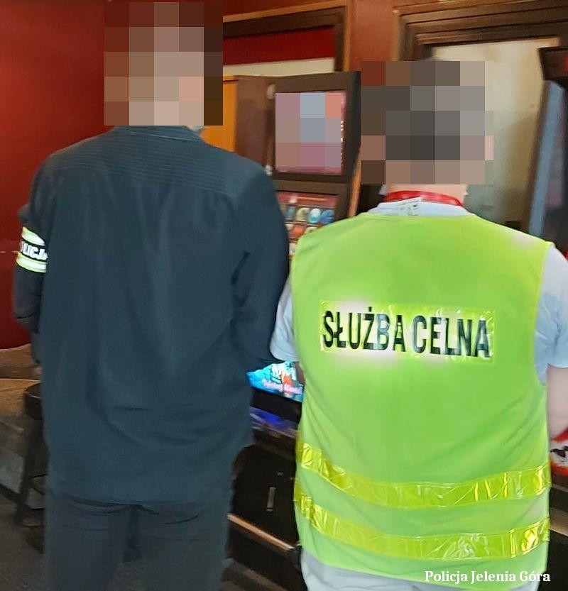 Jelenia Góra: Hazard na celowniku