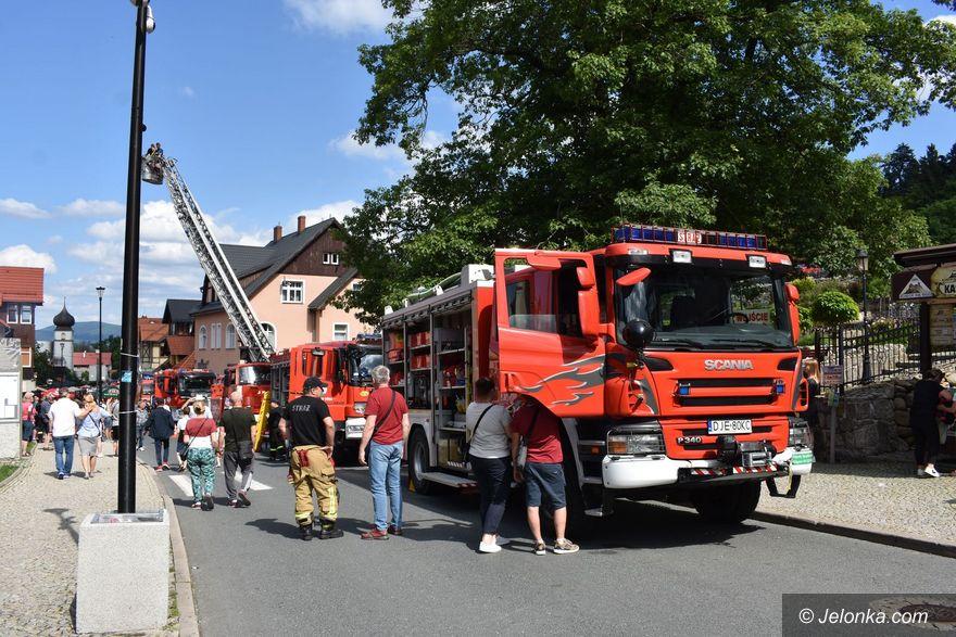 Karpacz: Festyn ze strażakami