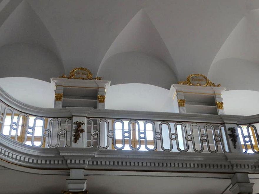 Krzeszów: Renowacja biblioteki