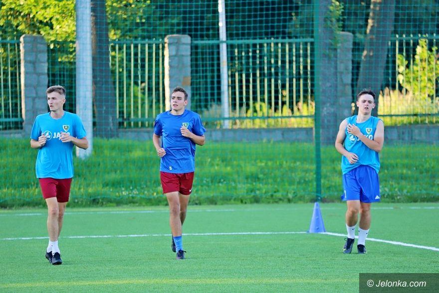 Jelenia Góra: Juniorzy wznowili treningi