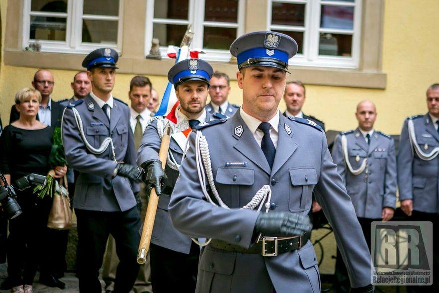 Kamienna Góra: Święto policji