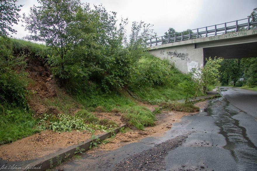 Stara Kamienica: Żywioł spustoszył gminę