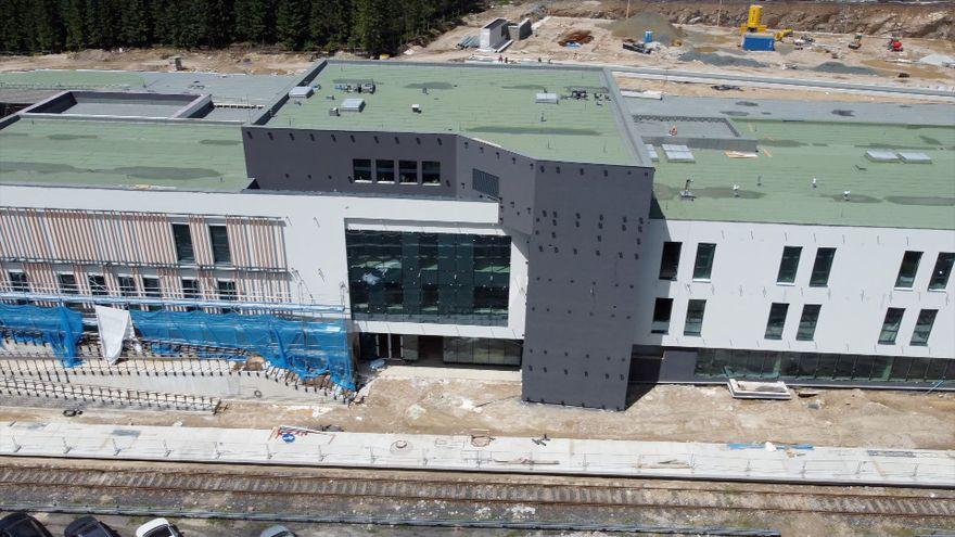 Jelenia Góra: Dolnośląskie Centrum Sportu jest prawie gotowe