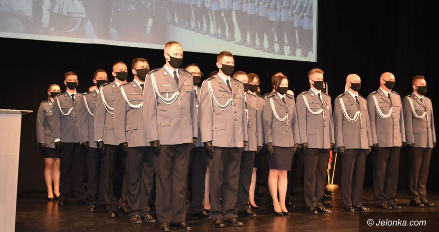 Jelenia Góra: Awanse i nagrody na Święto Policji