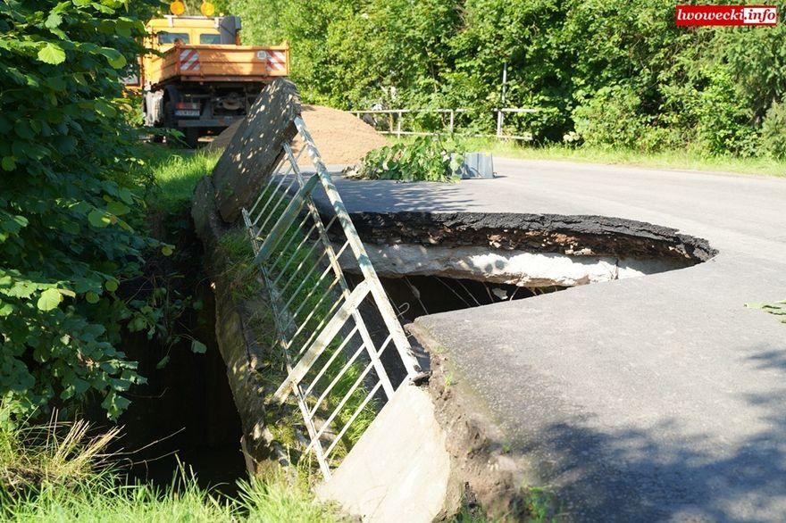 Pławna k. Lubomierza: Otworzą gminny most