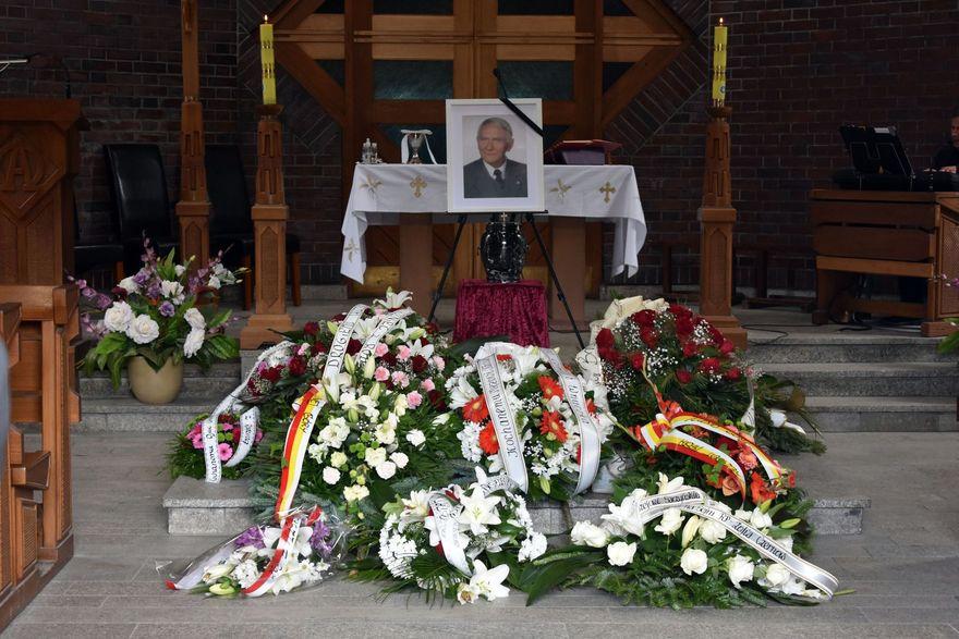 Jelenia Góra: Pożegnanie Józefa Sarzyńskiego