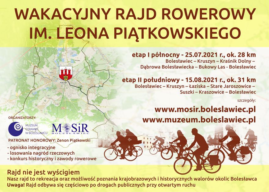 Bolesławiec: Rajd im. L. Piątkowskiego