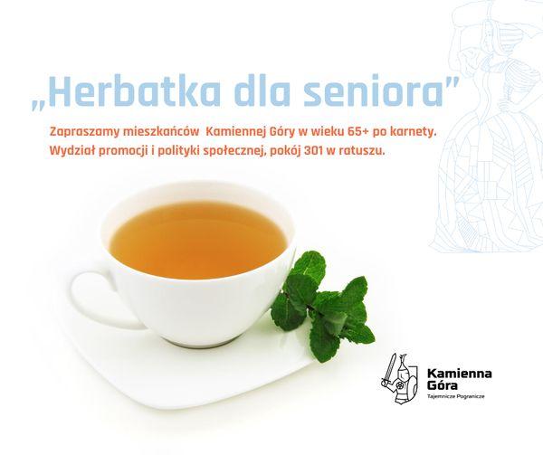 Kamienna Góra: Herbatka dla seniora