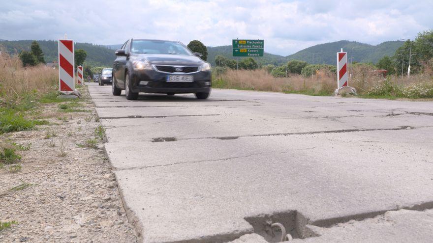 Jelenia Góra: Problematyczna droga