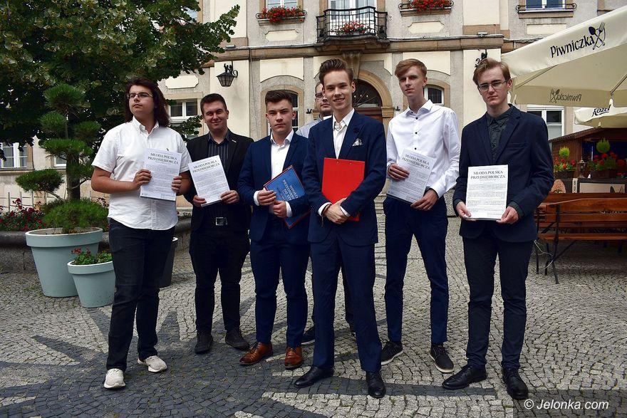 Jelenia Góra: Młodzi o przedsiębiorczości