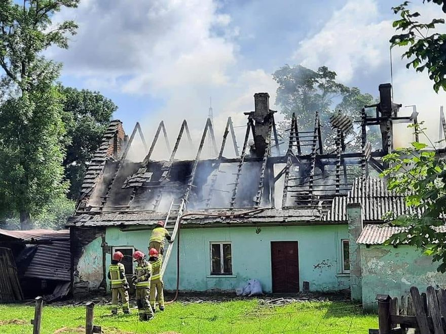 Gmina Mirsk: Podpalił – trafił do aresztu