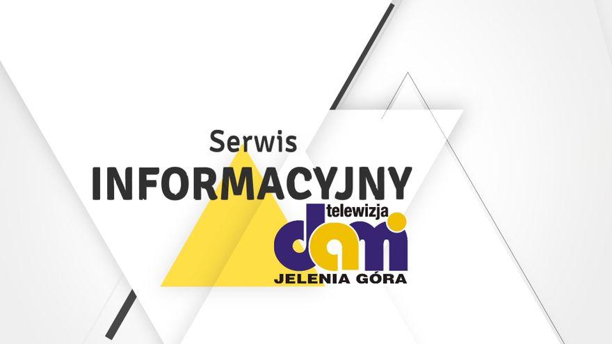Jelenia Góra: 22.07.2021.Serwis Informacyjny TV Dami Jelenia Góra