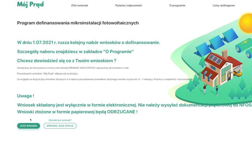 """Jelenia Góra: Trwa nabór wniosków do programu """"Mój Prąd 3.0"""""""