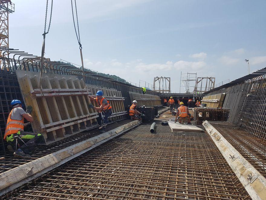 Region: Na S3 budują wiadukty