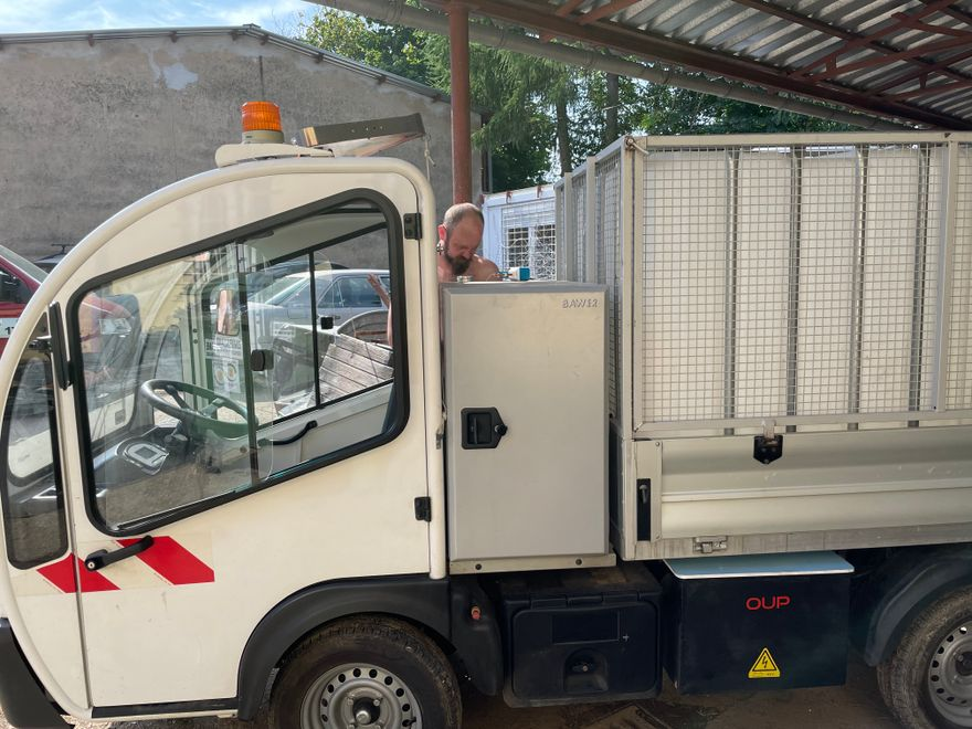 Jelenia Góra: Ekosamochodziki w MPGK –  będzie szybciej i więcej