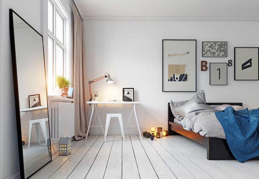 Polska: Co na ścianę w sypialni?
