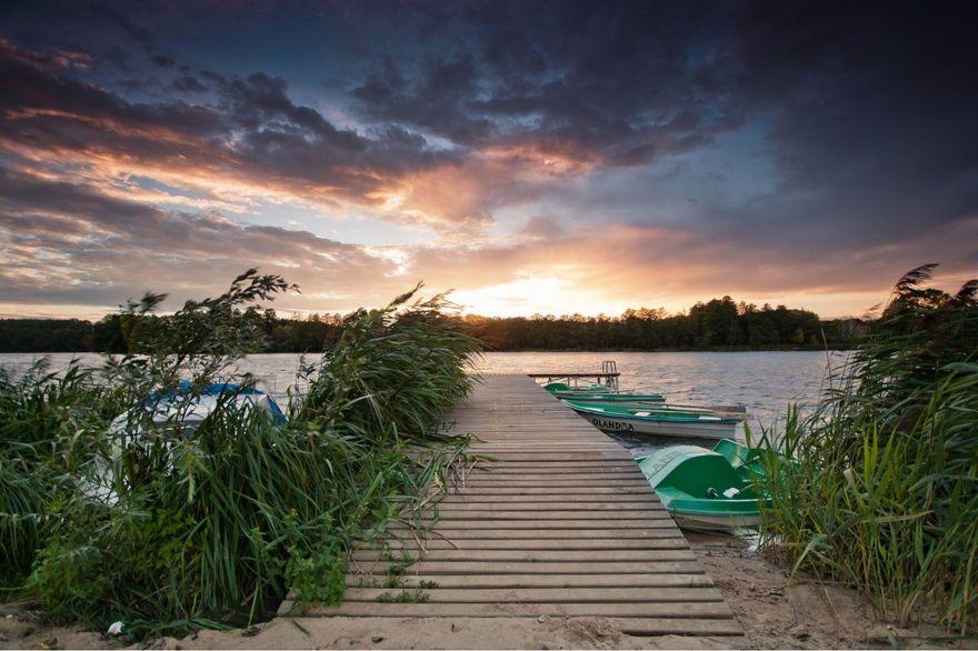 Polska: Hotel nad jeziorem – przepis na udane wakacje dla całej rodziny