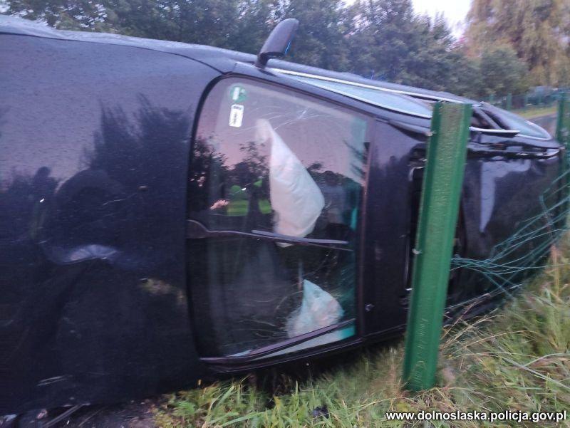 Region: Pijany kierowca wiózł autem 5–letniego syna