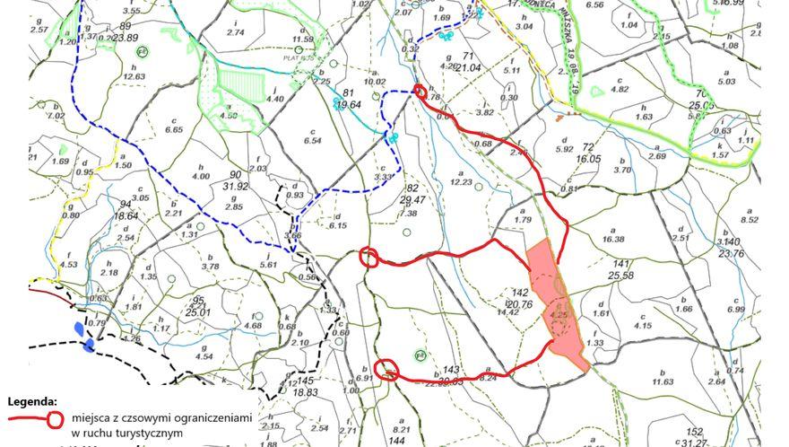 Powiat: Utrudnienia na szlakach w Rudawach
