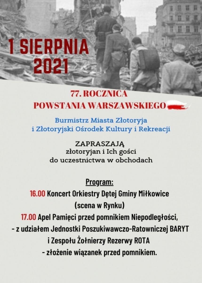 Złotoryja: Pamięci powstańców