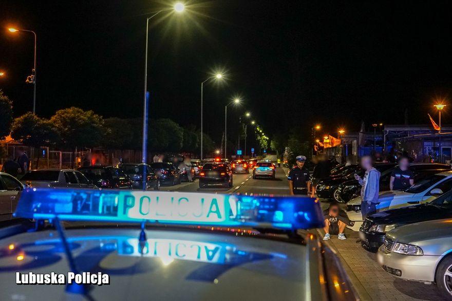 Polska: Policyjne STOP dla nielegalnych wyścigów