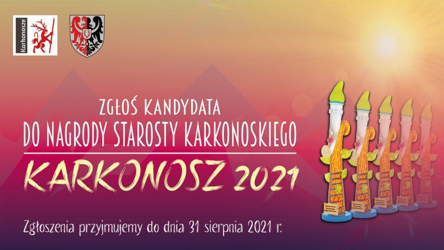 Powiat: Karkonosz 2021 – zgłoś kandydata
