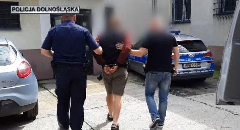 Lubań, Leśna: Złodziej zatrzymany