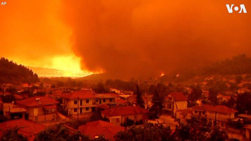 Jelenia Góra: Jeleniogórscy strażacy dotarli z pomocą do Grecji