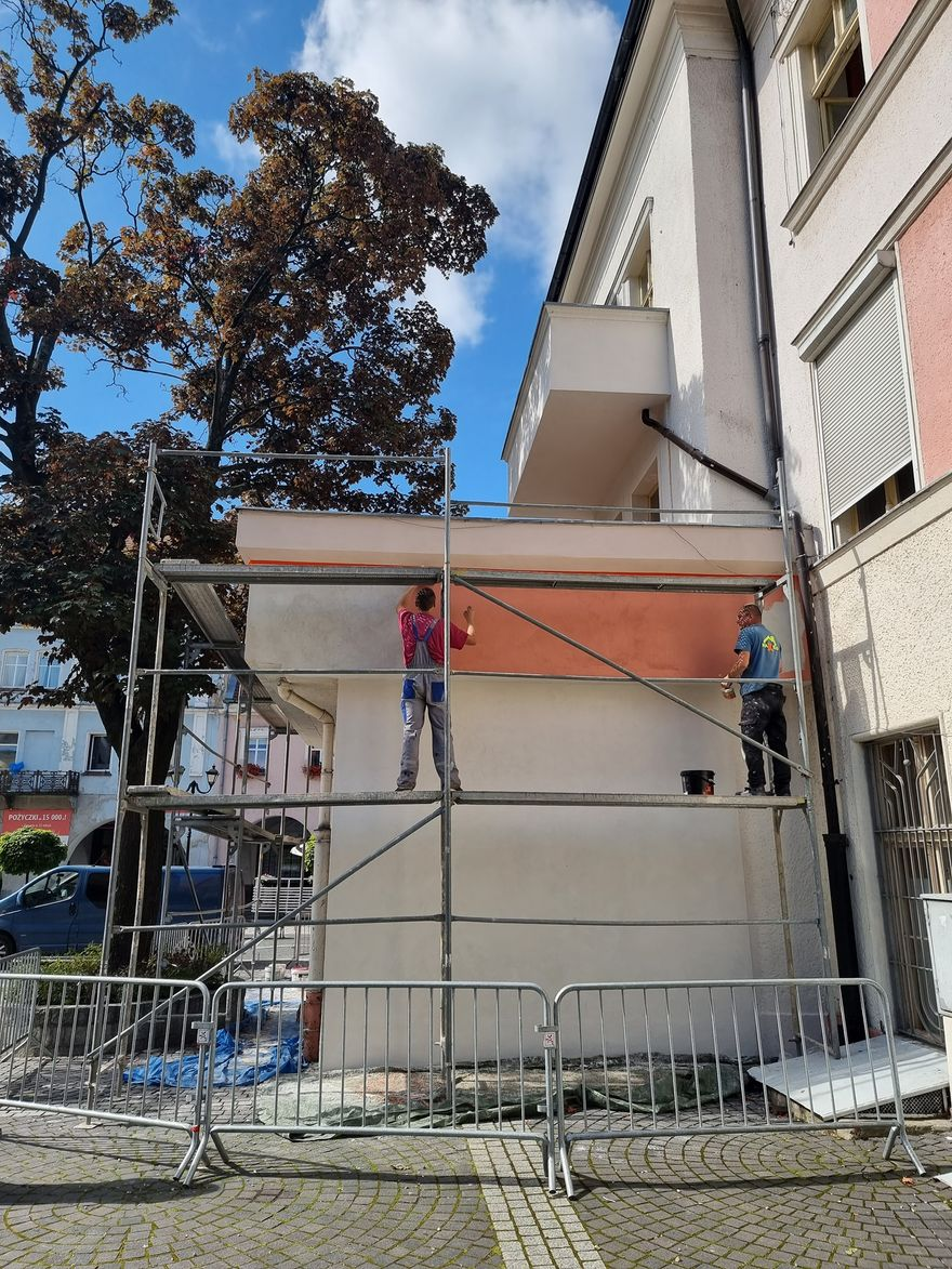 Jawor: Remont ośrodka kultury