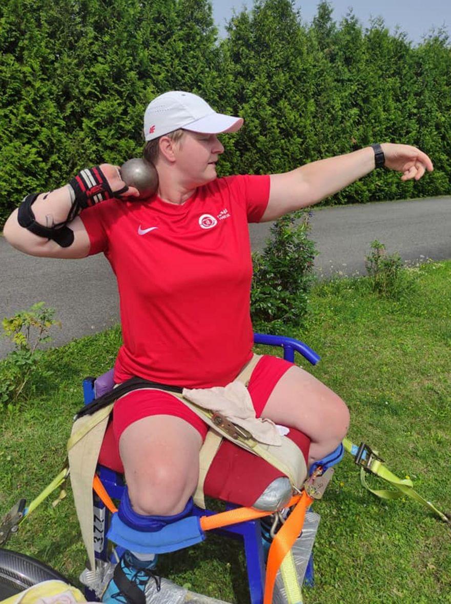 Jelenia Góra: Jeleniogórzanka poleci na paraolimpiadę