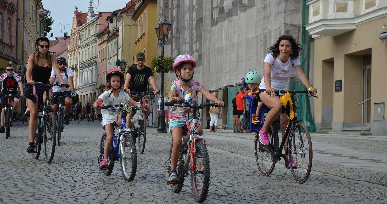 Złotoryja: Test ścieżek rowerowych