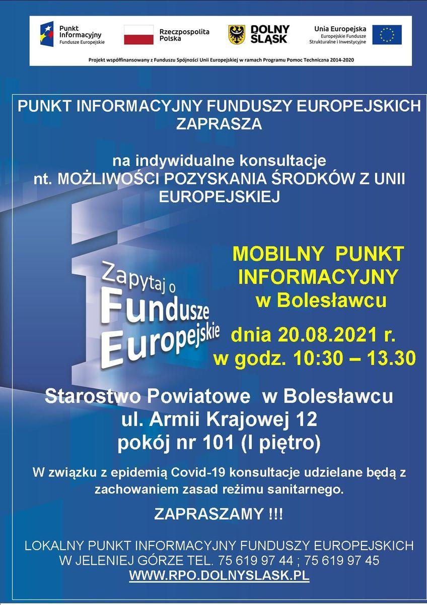 Bolesławiec: Zaproszenie na konsultacje