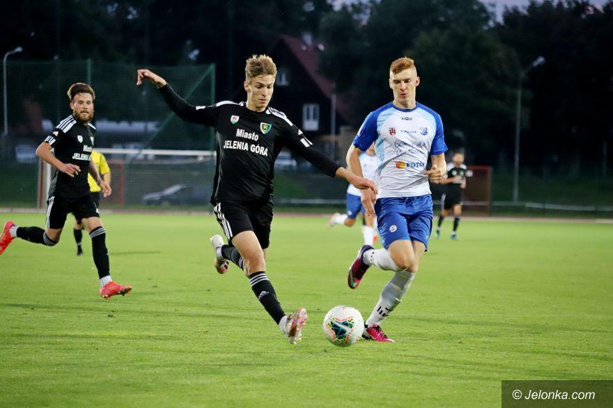 Jelenia Góra: 3 mecze – 3 porażki