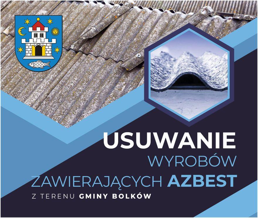 Bolków: Na walkę z azbestem
