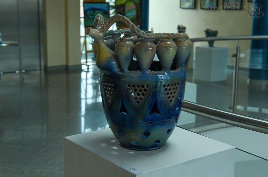 Bolesławiec: Gruzińska wystawa
