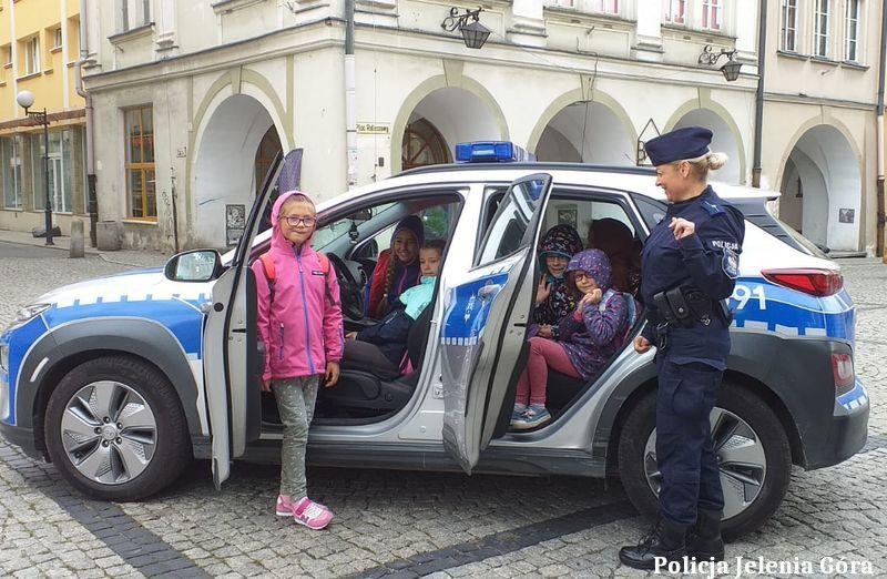 Jelenia Góra: O bezpiecznych wakacjach