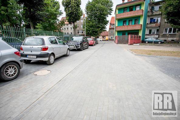 Kamienna Góra: Droga przebudowana