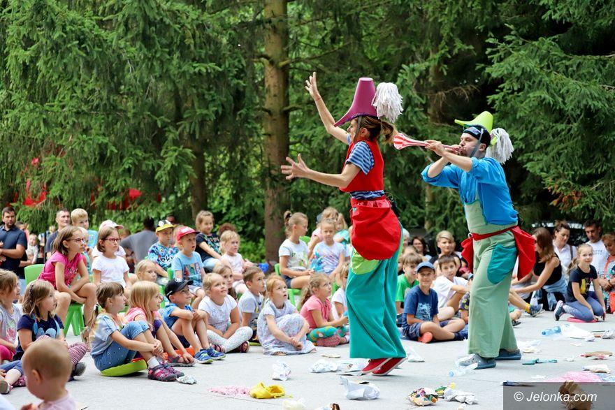 Jelenia Góra: Rodzinna sobota w parku