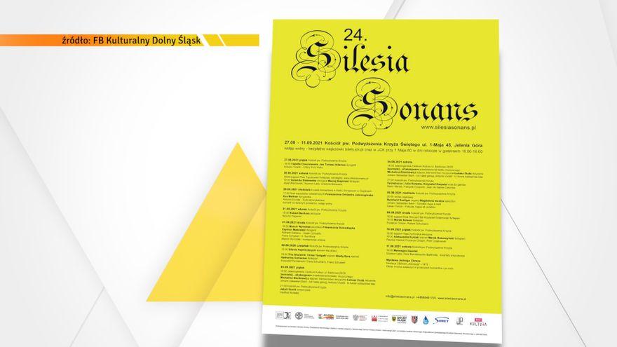Jelenia Góra: W piątek rozpoczyna się 24. edycja Silesia Sonans