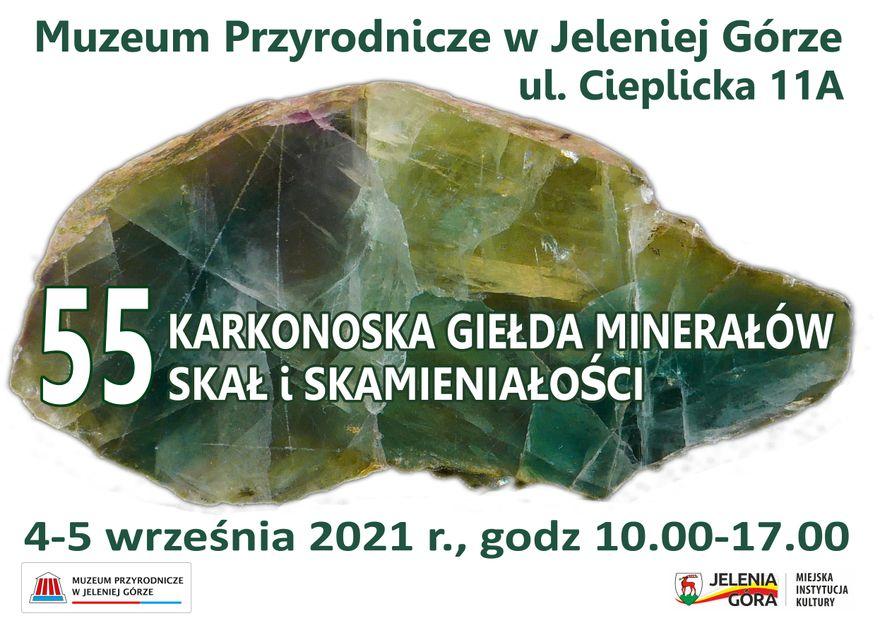 Jelenia Góra: Giełda minerałów i skamieniałości – wkrótce