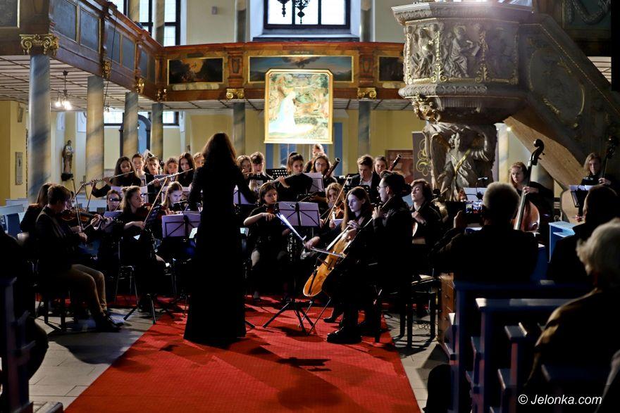 Jelenia Góra: Młodzieżowa orkiestra trzeciego dnia festiwalu