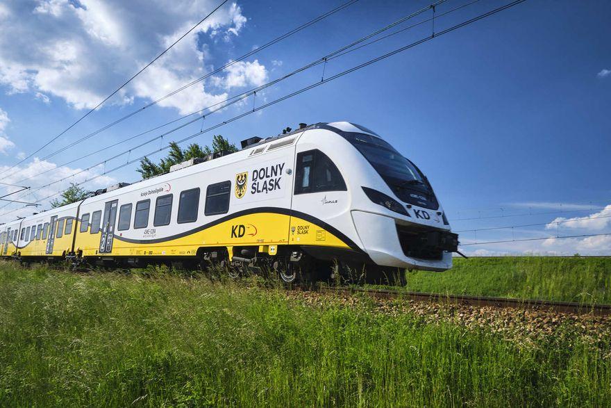 Region: Podróż pociągiem do Czech jeszcze łatwiejsza