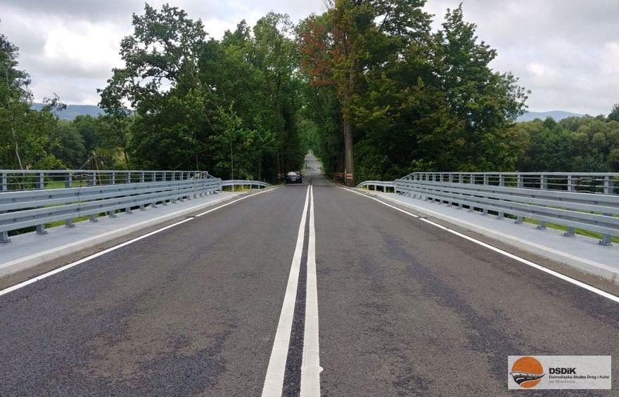 Region: Nowy wiadukt gotowy