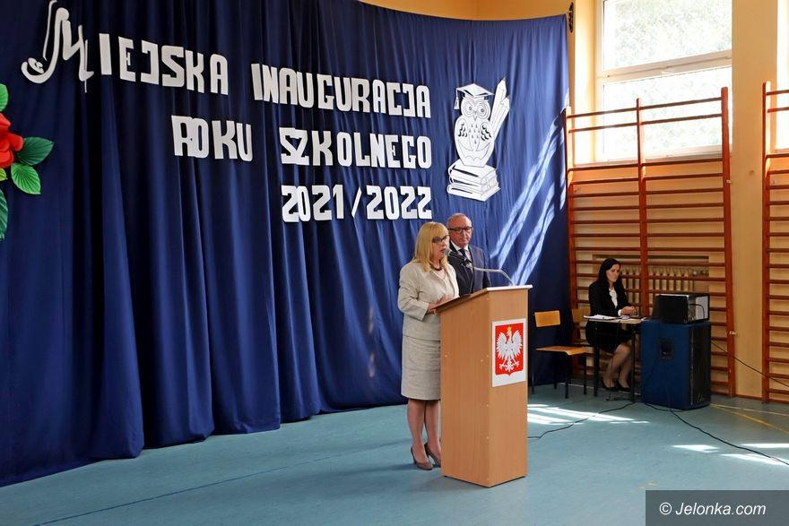Jelenia Góra: Miejska inauguracja roku szkolnego w Siódemce