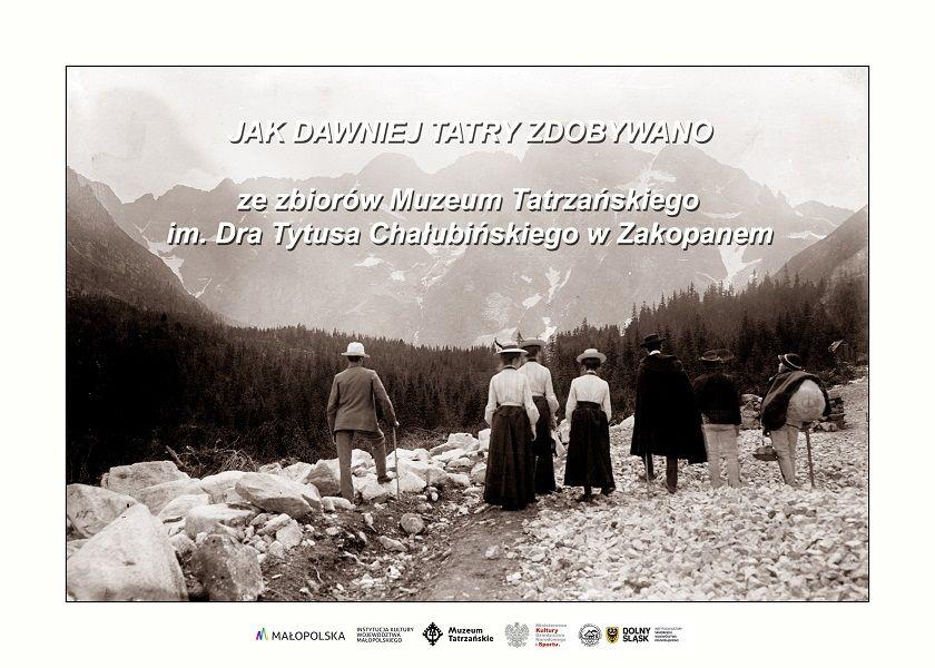 Karpacz: Jak Tatry zdobywano