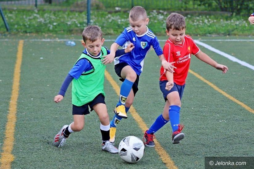 Jelenia Góra: Duże zainteresowanie piłkarskim przedszkolem