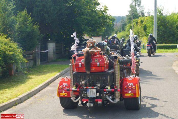 Pławna k. Lubomierza: Moto Piknik w Pławnej