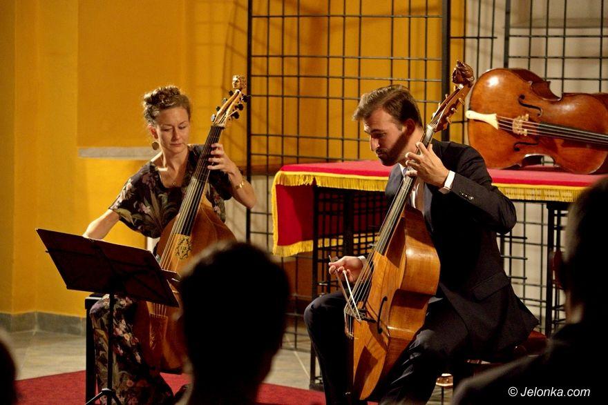 Jelenia Góra: Viola da gamba na sobotni wieczór