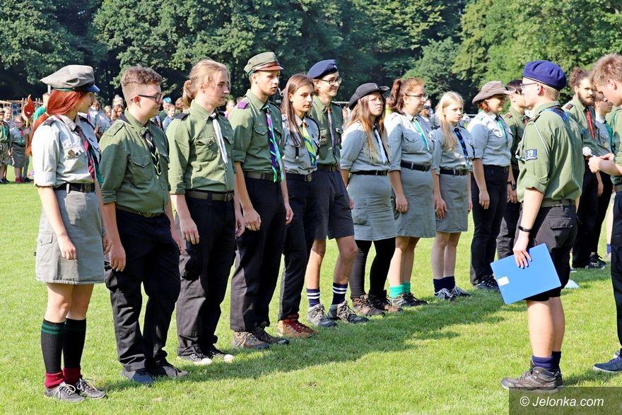 Jelenia Góra: Rozpoczęli rok harcerski