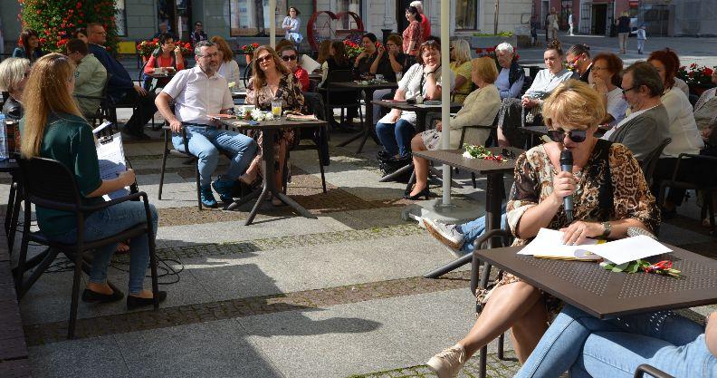 Złotoryja: Czytali Zapolską